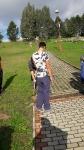 chodník v cintoríne