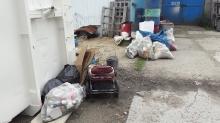 Odstránenie komunálneho odpadu PD
