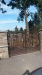 Oprava vstupu na starý cintorín
