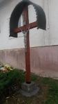 Výmena poškodeného kríža