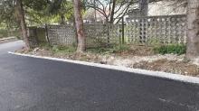 Oprava chodníkov nový cintorín