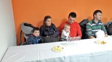 Privítanie novonarodených detí