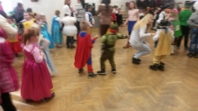 ZŠ s MŠ detského Maškarného plesu