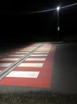 Vybudovanie inteligentného prechodu pre chodcov