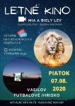 LETNÉ KINO VASIĽOV, 07. august 2020